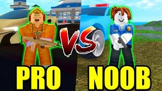 Pro VS Noob in MAD CITY!! | Roblox Mad City Ft. Mind Nerder