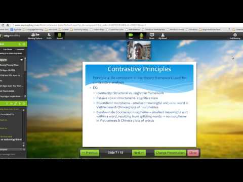 CA Principles and Methods