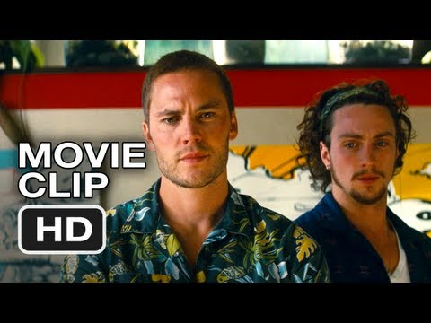 Savages Movie CLIP - She's Been Kidnapped - Oliver Stone Movie (2012) HD