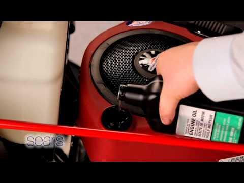 How to change TRACTOR OIL & FILTER