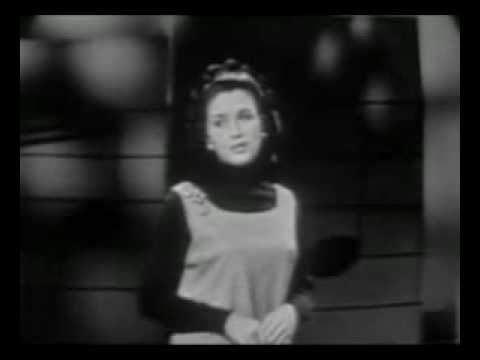 LUCILLE STARR   The  French  Song   First Recording