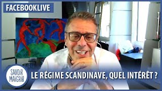 👨⚕️ Quels sont les bienfaits du régime scandinave ? Dr Cohen sur #FaceBookLive