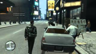 GTA 4 100% Completion Pt 50 - Talbot