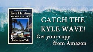 Kyle Harrison Movie Star - Book Trailer