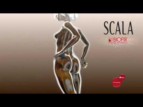 75a54b0b01dd7 So wirkt Scala BIOFIR gegen Cellulite - YouTube