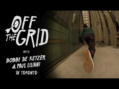 Bobby De Keyzer & Paul Liliani - Off The Grid