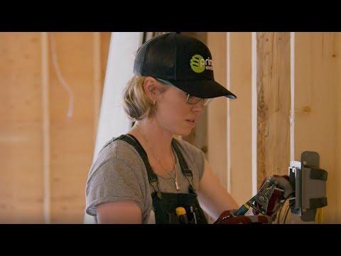 Meet Marissa - Electrician Apprentice