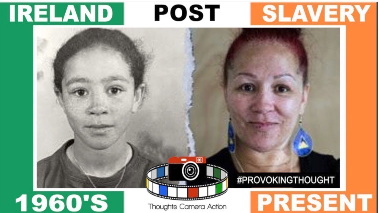 IRELAND - Post Slave Trade - Mixed Race Abuse Scandal