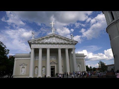 TRIP TO VILNIUS LITHUANIA 4K