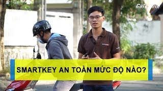 Smartkey Honda AB  2018 có thực sự an toàn? [CafeAuto]