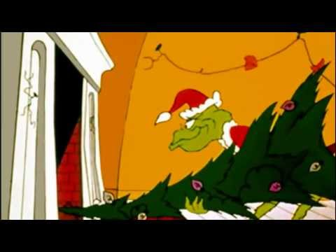 You're a Mean One Mr. Grinch, Original Version - 1966 (HD)