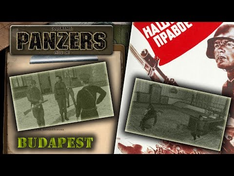 """Codename: Panzers, Phase One. USSR mission 5 """"Budapest"""""""