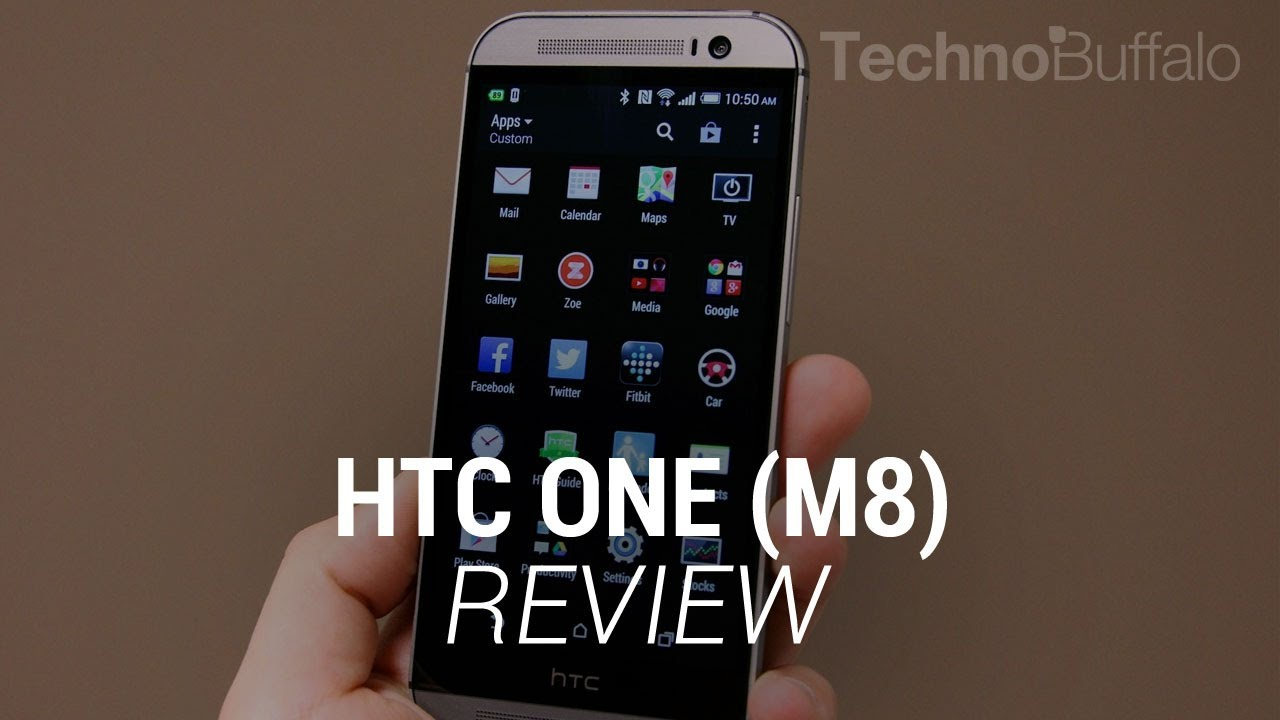 HTC One (M8) review: The Best Android Smartphone, Period