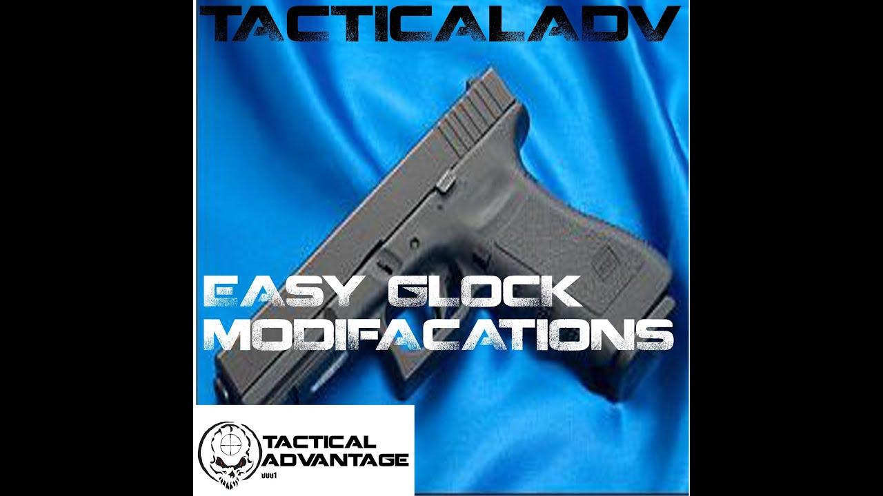 Glock Easy Slide