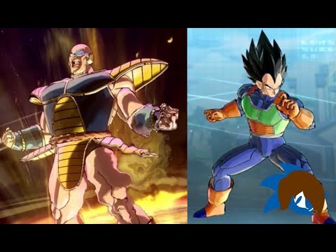 419a50ccb16f Dragon Ball Xenoverse 2  How To Customize Your Partners! SUPER SAIYAN  NAPPA ! WHAT ! - Johnic