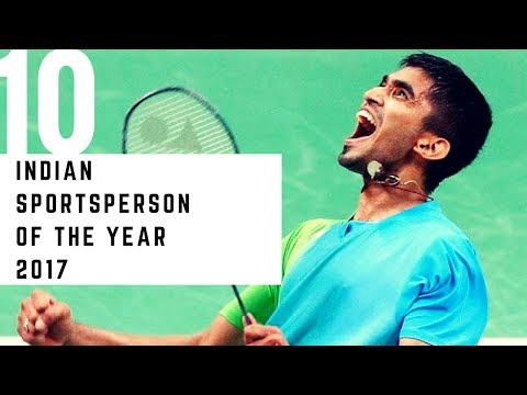 10 - India's Sports persons of the year 2017