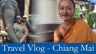 Travel Vlog - Lydia in Chiang Mai, Thailand