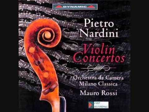 Nardini Violin Concertos