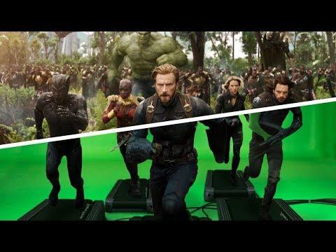 এই ভিডিওটি দেখলে নিজের চোখকেও বিশ্বাস হবে না | যেভাবে বানানো হয় সিনেমা | VFX In Cinemas | Trendz Now