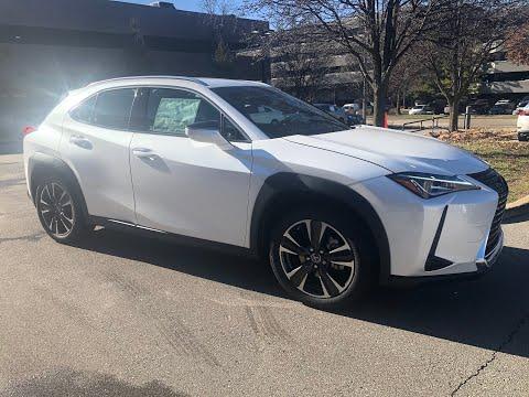 2019 Lexus UX 200 5 Door SUV Review and Walk Around