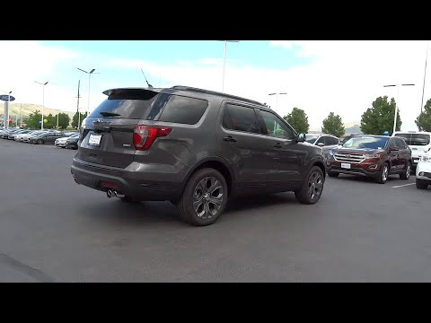 2018 Ford Explorer Salt Lake City, Murray, South Jordan, West Valley City, West Jordan, UT 50903