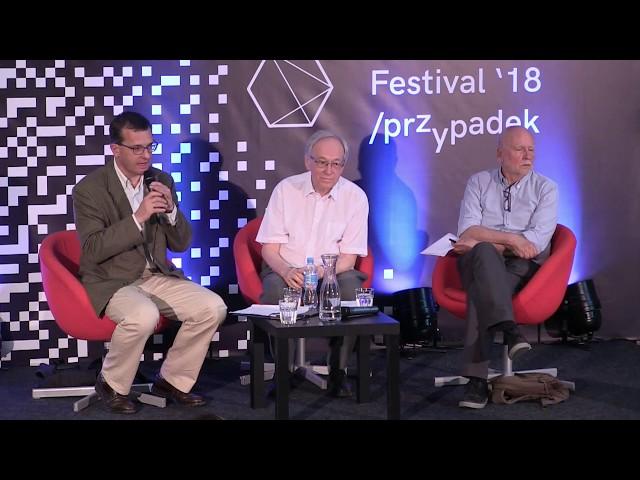 Niekoniecznie. O przestrzeniach wolności | debata | Karol Tarnowski & Adam Zagajewski
