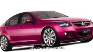 Holden TT36 Torana Concept Videos