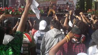 Live Music Regae Ras Muhamad Duet Dengan Geta  Di Papua/Png(MOPT)