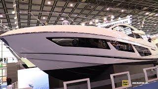 2018 Sunseeker Predator 74 Luxury Motor Yacht - Walkaround - 2018 Boot Dusseldorf Boat Show