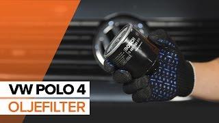Demontering Oljefilter VW - videoguide
