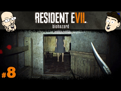 Resident Evil 7 Lets Play - Part 8 - Kids' Room Creep Out