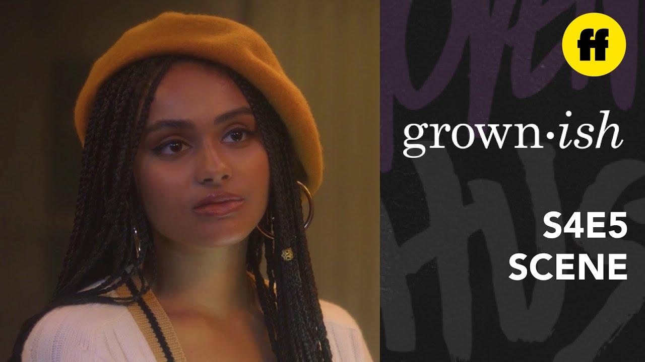 Download grown-ish Season 4, Episode 5 | Performative Activism | Freeform