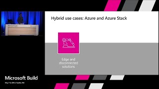 Tooling and DevOps for the Hybrid Cloud with Azure and Azure Stack : Build 2018
