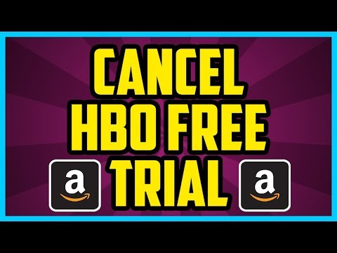 How To Cancel HBO Free Trial On Amazon 2017 (QUICK & EASY) - HBO Amazon Subscription Cancel