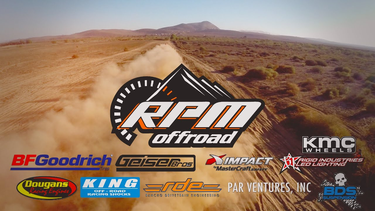 rpm off road 2015 score baja 1000 youtube