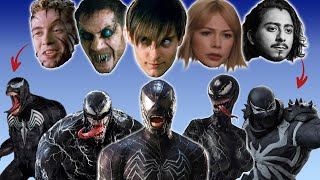 Every VENOM Host Explained! (Let There Be Carnage 2021 Update)