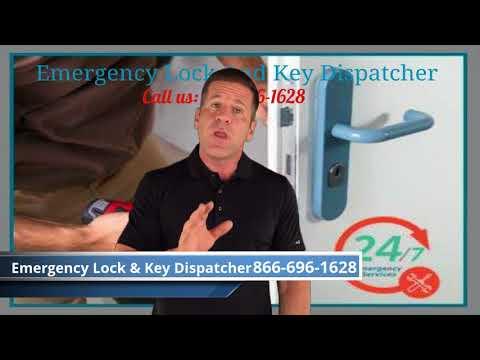 Emergency Lock And Key Dispatcher NY