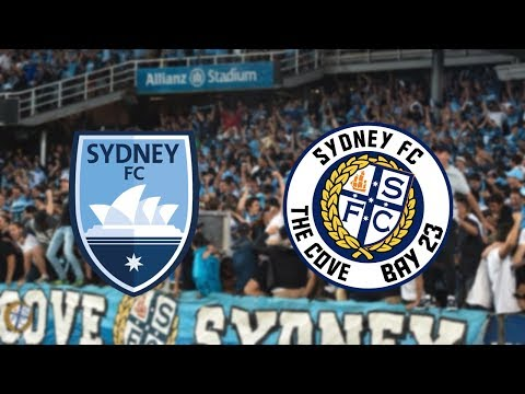 Sydney FC Chants With Lyrics | Cove Bay 23 Chants