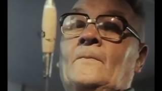 Финка ручной работы. Пожилой финский мастер (англ.)