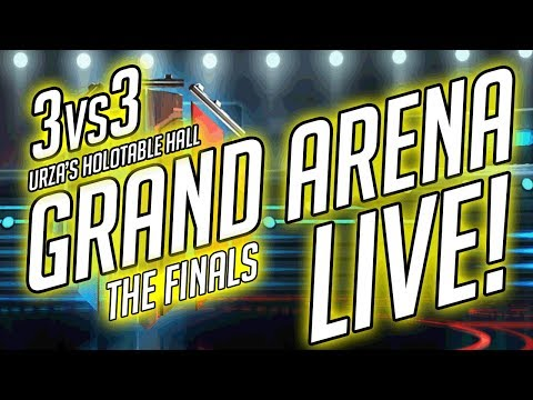 GRAND ARENA LIVE from Urzas Holotable Hall! | Star Wars: Galaxy of Heroes