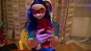 леді баг розпакування лялька
