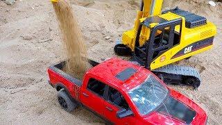 중장비 자동차 장난감 모래놀이 트럭놀이 Car Toy …