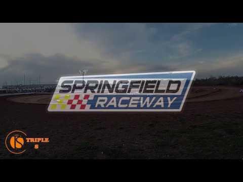 Heat Race LEGEND  Springfield Raceway 4-1-2017 Don Haase