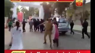 योगी आदित्यनाथ के काफिले पर हमले क | ABP News Hindi