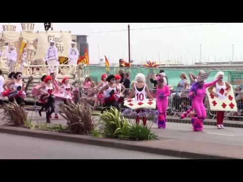 Jersey Battle of Flowers Parade 2016