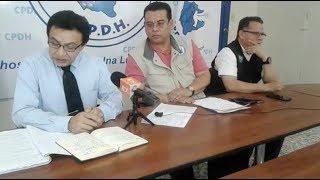 declaran culpables a promotores de la cpdh