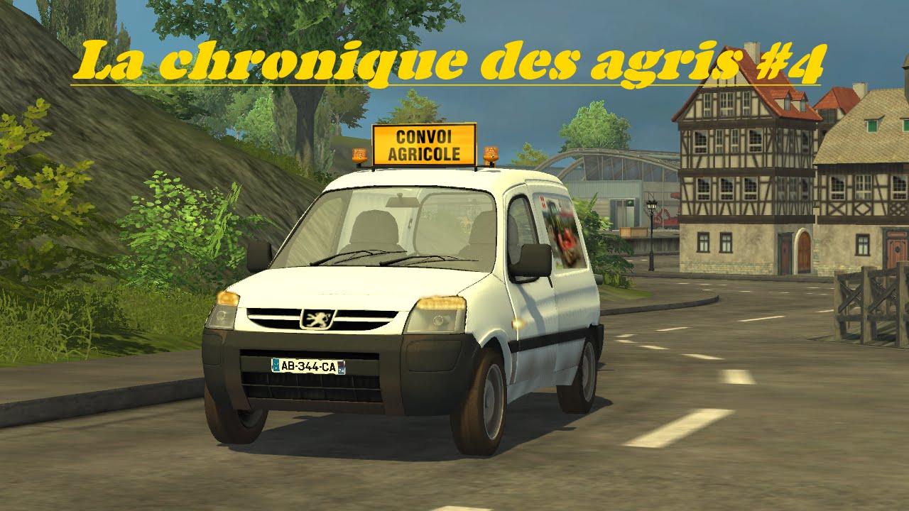 Chronique Des Agris 4 Grosses Moissons 224 La Fran 231 Aise
