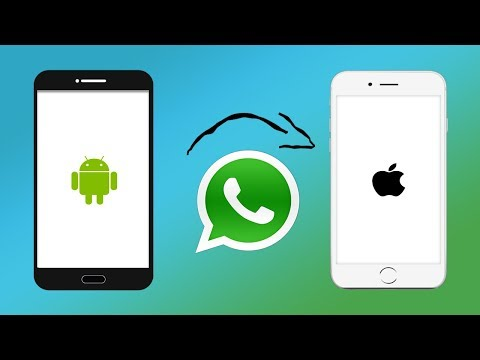How To Transfer Whatsapp From Android To IPhone - Transfer WhatsApp Chats From Android To IPhone