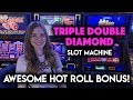 $100 a Spin Double Diamond Slot & $75 Max Bet High Limit ...