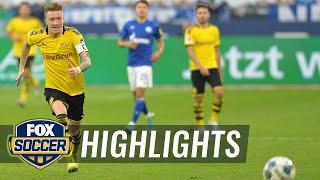 Watch full highlights between fc schalke 04 vs. borussia dortmund.#foxsoccer #bundesliga #schalke04 #dortmund subscribe to get the latest fox soccer content:...